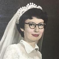 """Elizabeth """"Betty"""" Irene Schwarte"""
