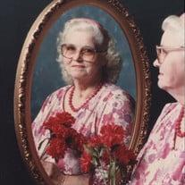 Dorcas Annie Moody