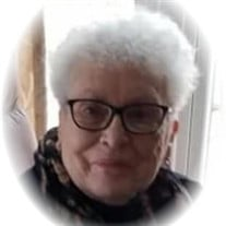 Peggy Jane Vickers