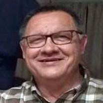 Larry Raymond Mackezyk