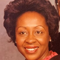 First Lady Clarice Helen Simmons