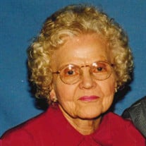 Lucille A. M. Wulf