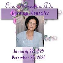 Enedina Gonzalez