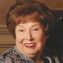 Mrs. Jane Elizabeth Allen