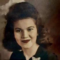 Mrs Audean Mae Thomas