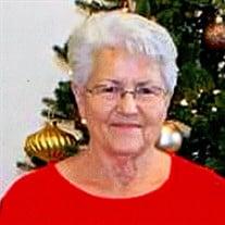 Mrs. Peggy Marie Chapman