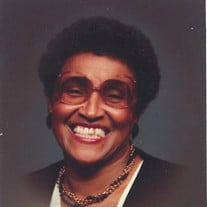 Ms. Ada Ruth Faison