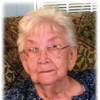 Dorothy Mae Holt Perry, Waynesboro, TN