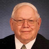 """Harold """"Bull"""" Hodgens"""
