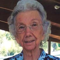 Virginia Lee Morrison