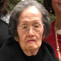 Mrs. Lourdes O. Bernabe