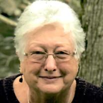 """Mrs. Kay """"Meme"""" Simmons Quarles"""