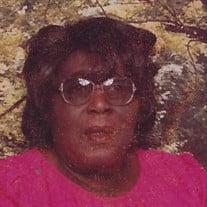 Mrs. Nola Mae Fontenot