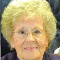 Violet M. Terhaar