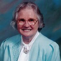 Rebecca Ruth Holmes
