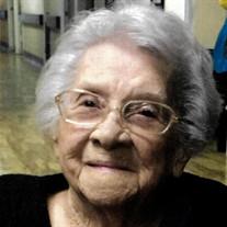 Mrs. Edwina G. Waguespack