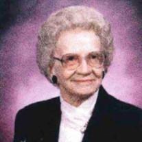 Virginia Lee Hattaway