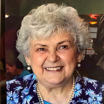 Mrs. Josephine Scott