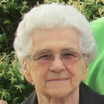 Evelyn M. Shaffer
