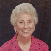 Mrs. Marianna Mangum McCleskey