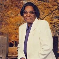 Mrs. Maxine Palmer