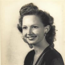 Evelyn Ann Hamilton-Hutchison