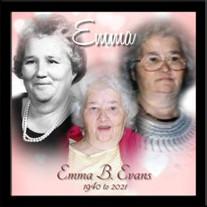 Emma B. Evans