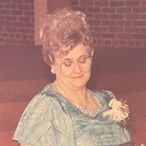 """Norma """"Tiny"""" Webb"""