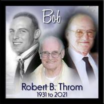 Robert B. Throm