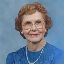 Mrs. Cecile Jones Reysen 97 of Penney Farms