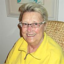Marilyn Joyce Wallace (nee Pike)
