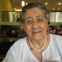 Maria Del Refugio Jaramillo