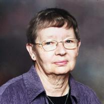 Nellie Jane Knapp