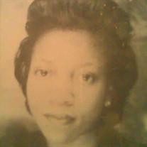Mrs. Doris L. Hamilton