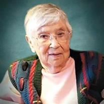 Margaret Ann Martin Price