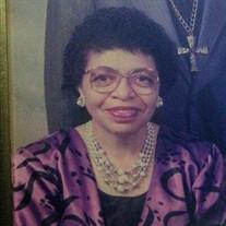 Mrs. Thelma Sandridge Snodgrass