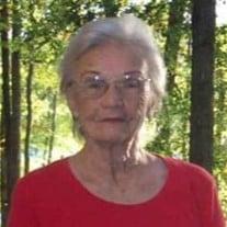 Mrs. Sayra Frances Patterson