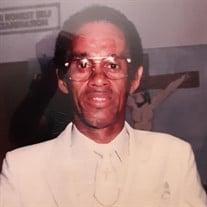 Rev. E. G. Alfred Sr.