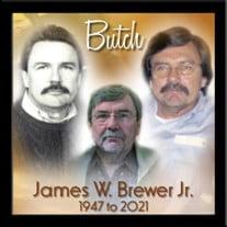 James Wray Brewer Jr.