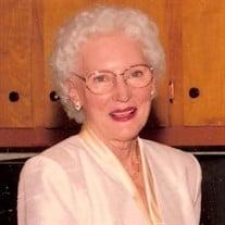 Mrs. Grace Jones Bishop - Rustand