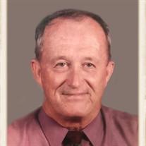 """James """"Jim""""  Ernest Ward"""