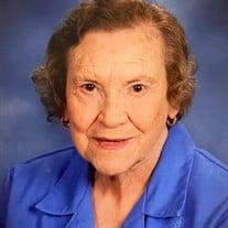 Margaret W. Peacock