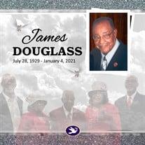 Mr. James Alvin Douglass