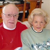 Hilda E Scott