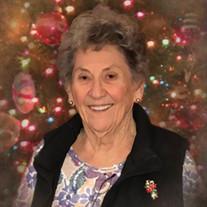 Mrs. Joyce Harrison Alderman