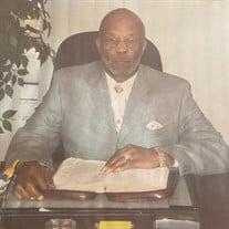 Pastor William Curley