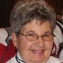 Betty M. Rain