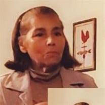 Maria Dolores Martinez