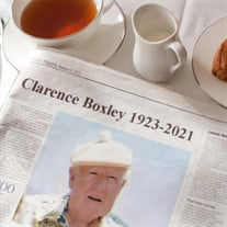 Clarence C. Boxley