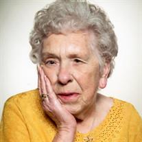 Mrs. Shirley Ann Weaver Deems